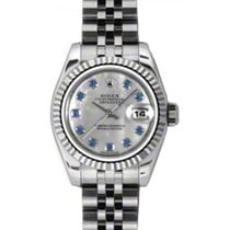 Rolex Lady-Datejust 26 179174-MOPSPHJ White Mother of Pearl...