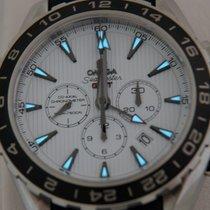 Omega SEAMASTER AQUA TERRA CHRONOGRAPH GMT 44MM