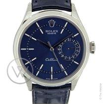 Rolex Cellini Date Blue New-Full Set