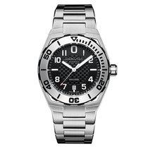 Hamilton Men's H78615135 Khaki Navy Sub Auto Watch