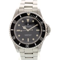 Rolex Men's Rolex Submariner No Date Stainless Steel 14060