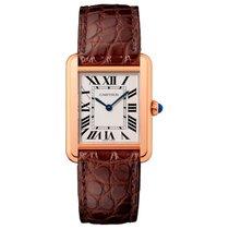 Cartier Tank Solo Quartz Ladies Watch Ref W5200024