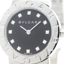 Bulgari Polished  - Diamond Quartz Ladies Watch Bb26ss (bf105785)