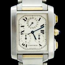 Cartier Tank Française Chronograph