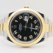 Rolex Datejust II 18k Gold Steel Ref. 116333