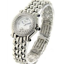 Chopard 27/8294-23W2R Classic Happy Sport Round in Steel with...