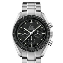 Omega Speedmaster Professional Moonwatch Chronograph Hesalite