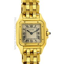 Cartier 18k yellow gold lady Panther