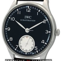 IWC Portuguese Collection Hand Wound Stainless Steel 44mm Ref....