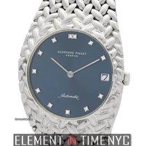 Audemars Piguet Classic Dress Watch 18k White Gold Mesh...