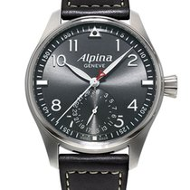 Alpina Startimer Manufacture Sunray NEU LP 2.550€ ;VHB