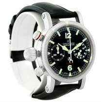 Chronoswiss Timemaster Flyback Watch Left-handed Ch7633