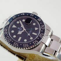 Rolex GMT Master II 116710LN top condition box and papers