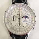Breitling Montbrilliant Olympus Moonphase Chrono