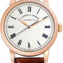 A. Lange & Söhne Richard Lang Rose Gold Men's Watch