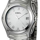 Ebel CLASSIC WAVE STEEL DATE 9187F41 T