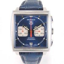 TAG Heuer Monaco Blue Chronograph