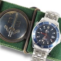 Omega Seamaster GMT Special Boat Service Military SAS