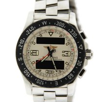 Breitling Airwolf Raven Stainless Steel