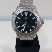 Omega Seamaster Diver 300M Chronometer America's Cup Limited
