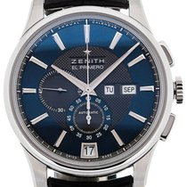 Zenith Captain Winsor 42 Automatic Blue Dial