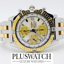 Breitling Chronomat Steel &Gold, Mother-of-Pearl Dial 2000...
