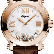 Chopard Happy Sport Round Quartz 36mm 277471-5002