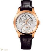 Perrelet Regulator Retrograde18K Rose Gold Men's Watch