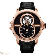 Jaquet-Droz SW Tourbillon 18K Rose Gold Men's Watch
