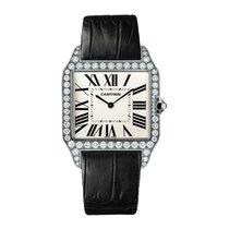 Cartier Santos Dumont Manual Mens Watch Ref WH100651