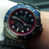 """Rolex Oyster Perpetual Sea-Dweller  """"S8G"""" limited 186..."""
