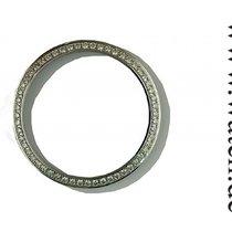 Corum Zubehör - Lünette 18kt Weißgold Diamond 1,9ct 44mm