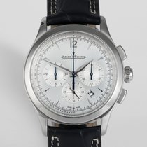 Jaeger-LeCoultre Master Chronograph Box & Papers