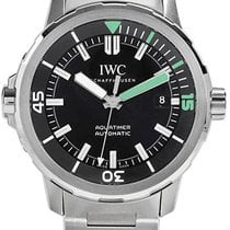 IWC Aquatimer Automatic Stainless Steel Black Dial