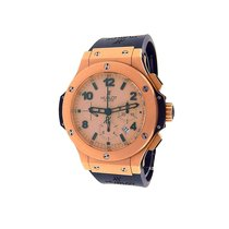 Hublot Big Bang 44mm  18k Rose Gold Mens WATCH 301.PI.500.RX