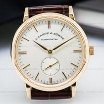 A. Lange & Söhne 219.032 Saxonia Manual Wind 18K Rose Gold...
