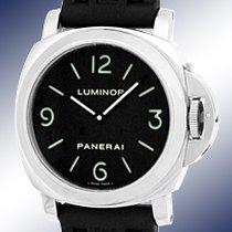 """Panerai Gent's Stainless Steel  PAM112 """"44mm Luminor..."""