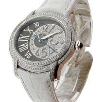 Audemars Piguet Millenary Ladies in White Gold with Diamond Bezel