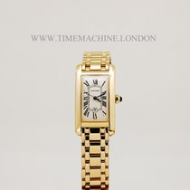 Cartier Tank Americaine Medium Size