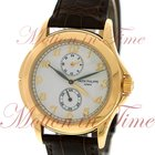 Patek Philippe Travel Time, White Dial with Breguet Numerals -...