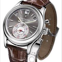 Patek Philippe [NEW] Platinum Annual Calendar Chronograph...