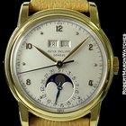 Patek Philippe 2497 18k Perpetual Calendar