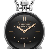 Panerai [NEW] Pam 641 Table Clock 8 Days – The Dealer Clocks