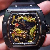 Richard Mille [NEW+LTD 5 PC] RM 057 Green Dragon Jackie Chan...