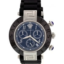 Versace Ladies Versace Ceramic Reve Watch. Ref 95C