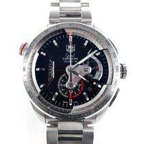 TAG Heuer Grand Carrera Calibre 36 Steel Chronograph