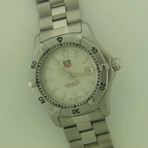TAG Heuer 2000 series ladies stainless steel quartz watch