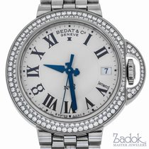Bedat & Co No. 8 1.5 ct Diamonds 36.5mm Ladies' Automatic...