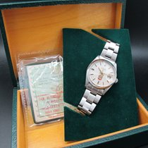 Rolex OYSTER DATE 6694 Original Eagle Crest Silver Dial with...