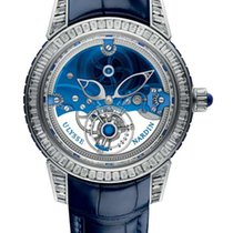 Ulysse Nardin Classic Royal Imperial Platinum & Diamonds...